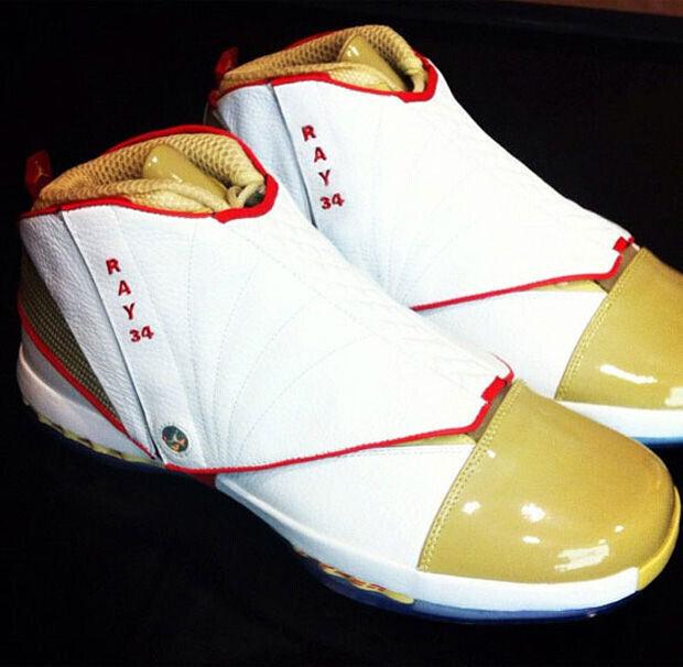 Air Jordan - XVI 'Ray Allen'