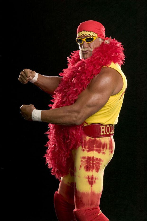 Jordan – Aero Flight (WWF Hulk Hogan)