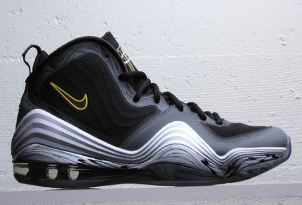 Nike - Air Penny V Black Cool Grey Tour