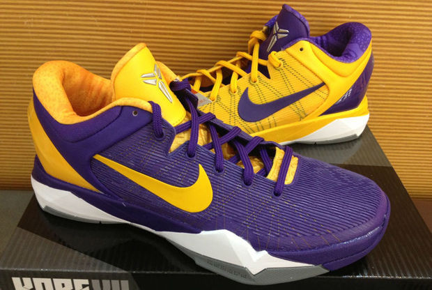 Nike - Kobe VII 'Lakers'