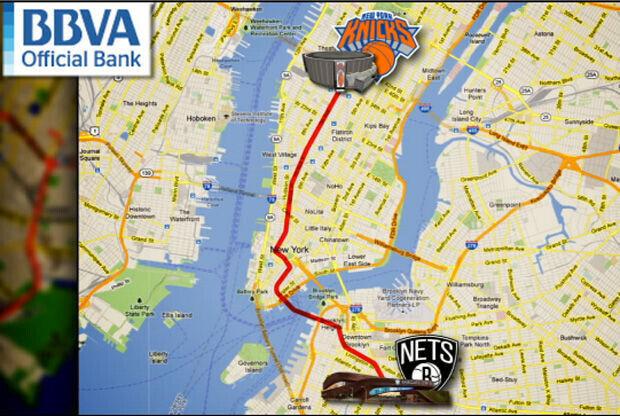 Plano de Nueva York