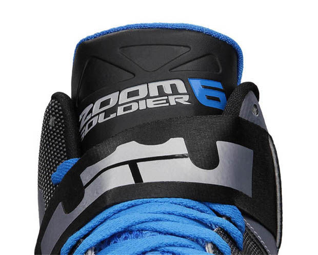 Nike – Zoom LeBron Soldier 6 'Wolf Grey/Photo Blue'