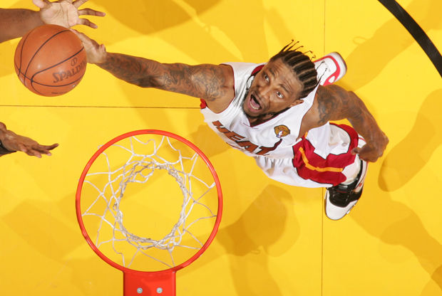 Udonis Haslem./ Getty Images