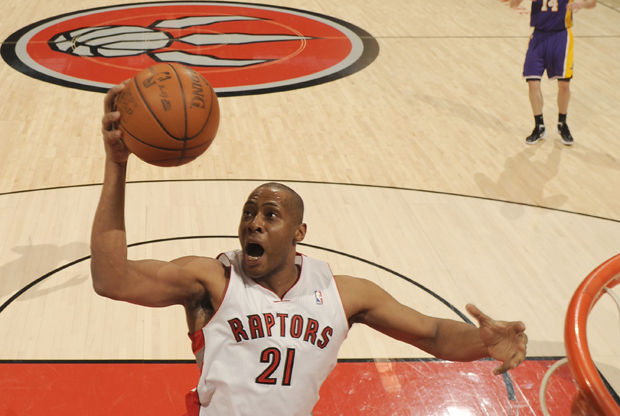 Jamaal Magloire./ Getty Images
