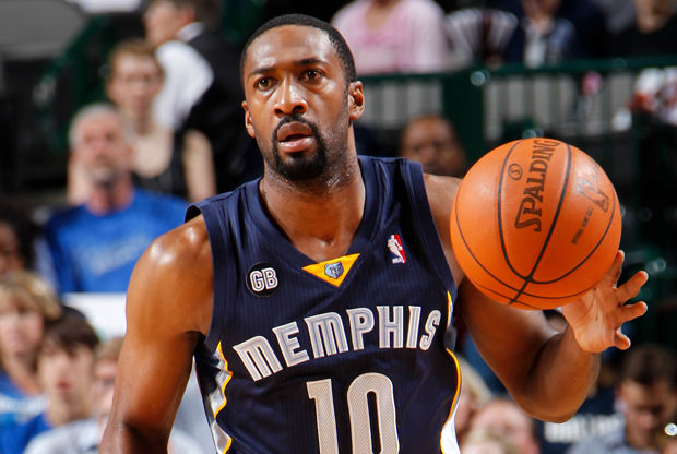 Gilbert Arenas./ Getty Images