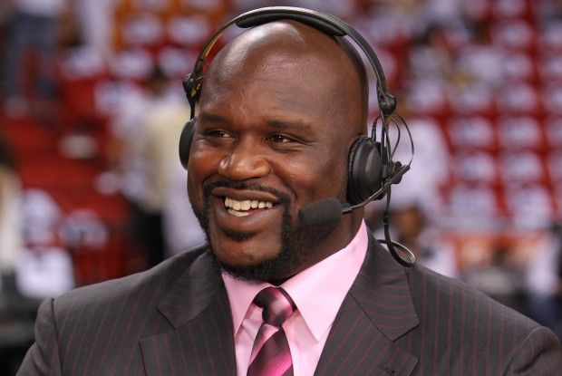 Shaquille O'Neal./ Getty Images
