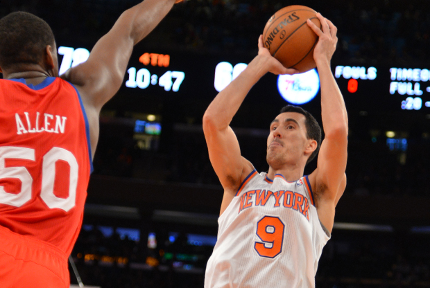 Pablo Prigioni./ Getty Images