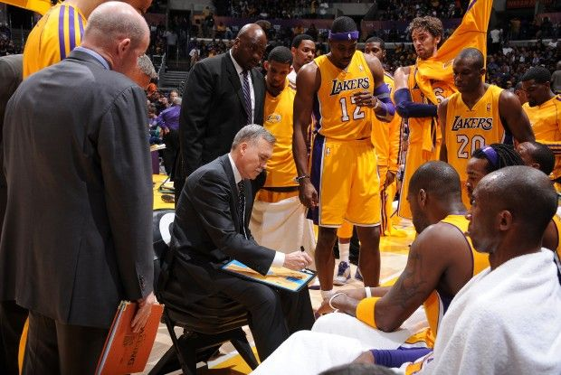 Mike D'Antoni./ Getty Images