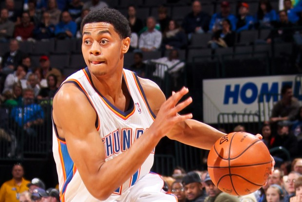 Jeremy Lamb./ Getty Images
