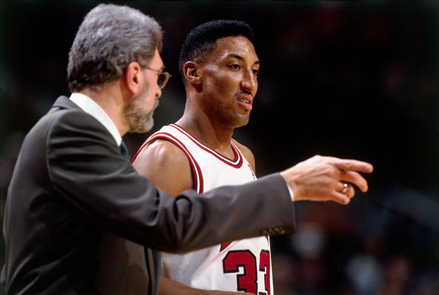 Scottie Pippen./ Getty Images