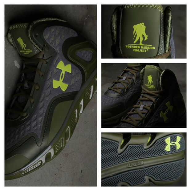 Under Armour – Spine Bionic High 'Veterans Day'