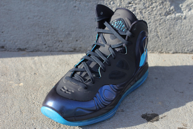 Nike – Hyperposite 'Dark Obsidian/Dynamic Blue'