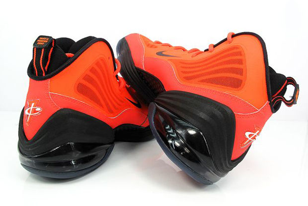 Nike – Air Penny V 'Crimson/Black'