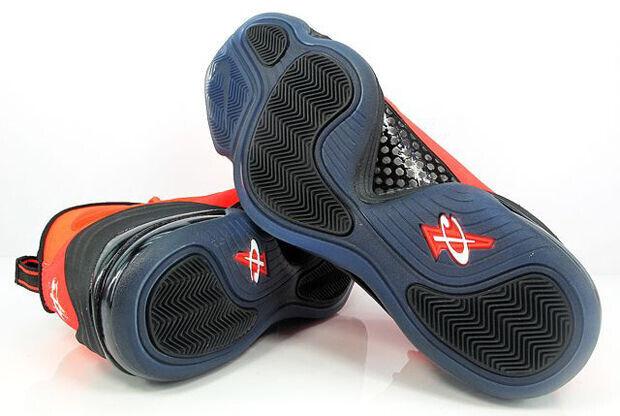 Nike – Air Penny V 'Crimson/Black'