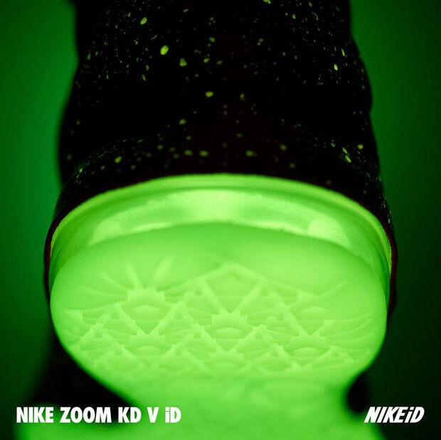 Nike - KD V 'iD/Glow'