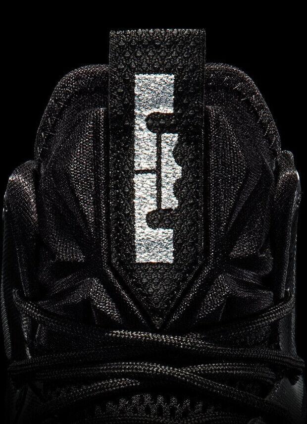 Nike - LeBron X 'Carbon'