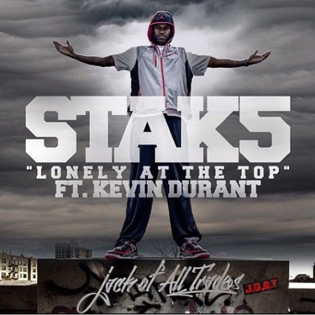 Stephen Jackson - Loney At The Top