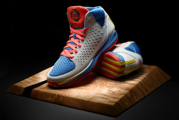 Adidas – adiZero Rose 3.0 'Michigan Avenue'