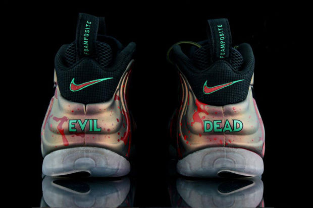 Nike - Air Foamposite 'Evil & Dead'