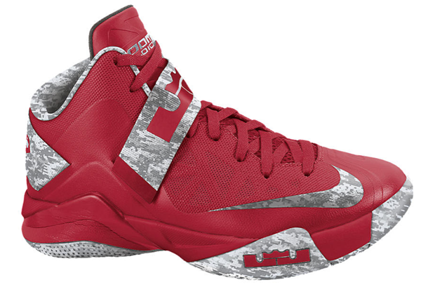 Nike – Zoom LeBron Soldier 6 'Ohio State'