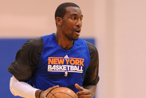 Amar'e Studemire./ Getty Images