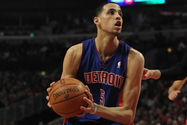 Austin Daye./ Getty Images