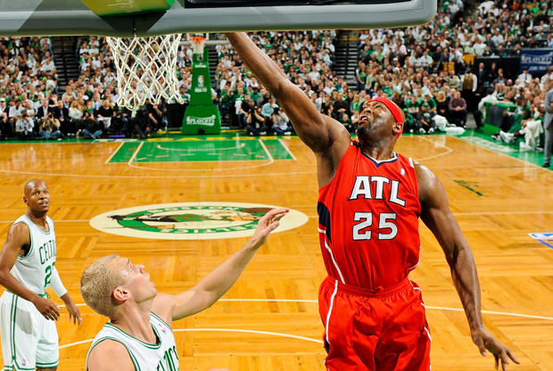 Erick Dampier./ Getty Images