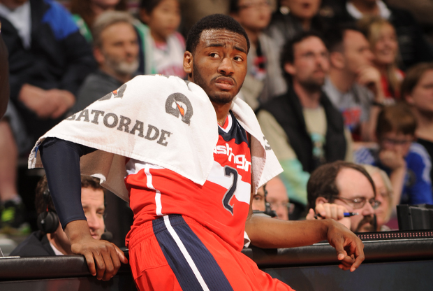 John Wall./Getty Images