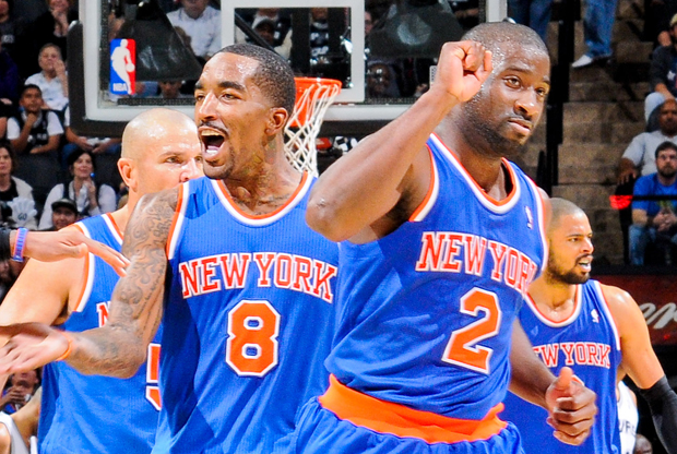 New York Knicks./ Getty Images