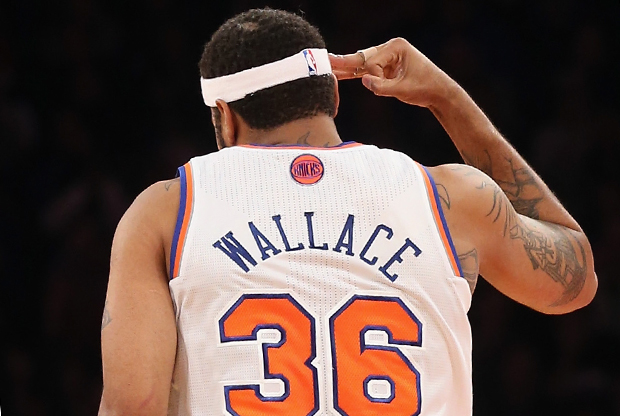 Rasheed Wallace./ Getty Images