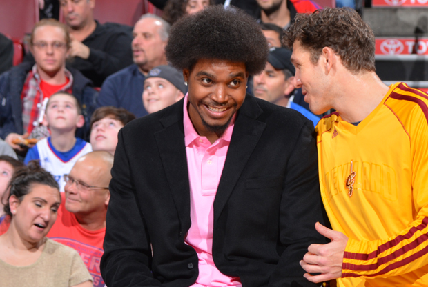 Andrew Bynum./ Getty Images