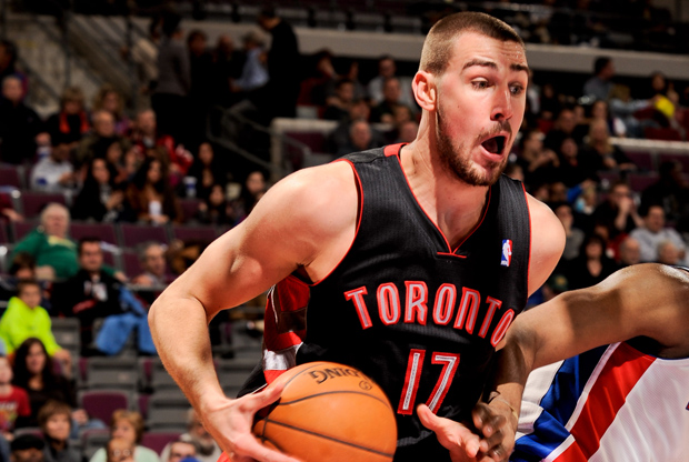 Jonas Valanciunas./ Getty Images