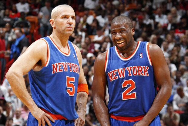 Jason Kidd y Raymond Felton./ Getty Images