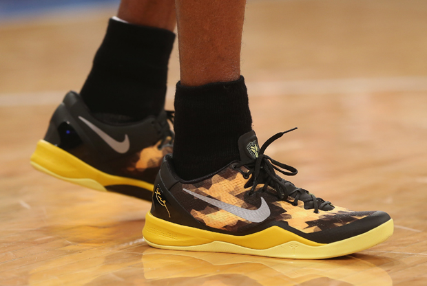 Kobe Bryant estrena sus Nike – Kobe VIII 'Sulfer'