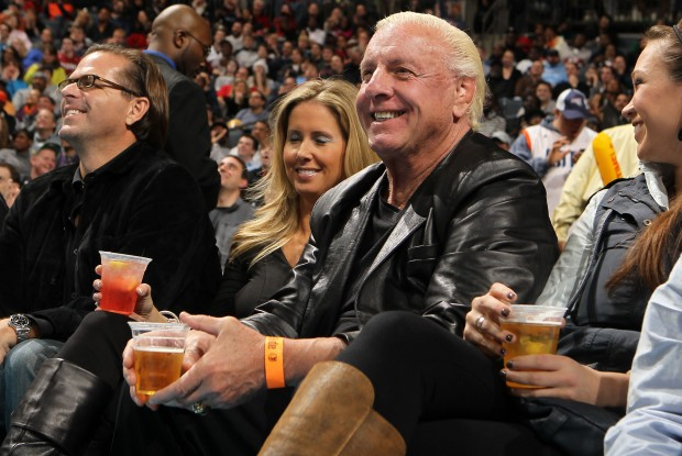 Ric Flair./ Getty Images