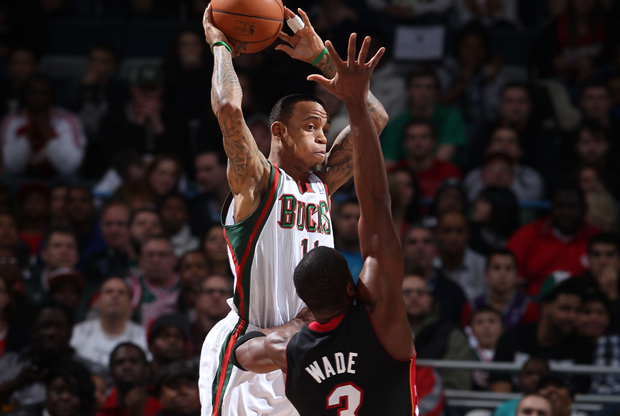 Monta Ellis y Dwyane Wade./ Getty Images