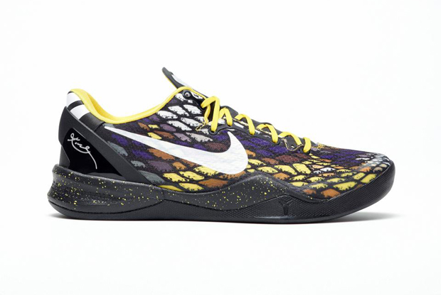Nike – Kobe VIII 'iD Yellow'