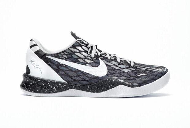 Nike – Kobe VIII 'iD Silver'