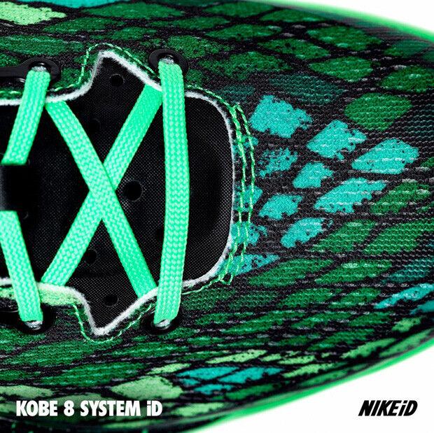 Nike – Kobe VIII 'iD Green'