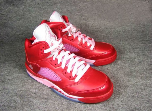 Nike - Air Jordan V Retro 'Valentines Day'