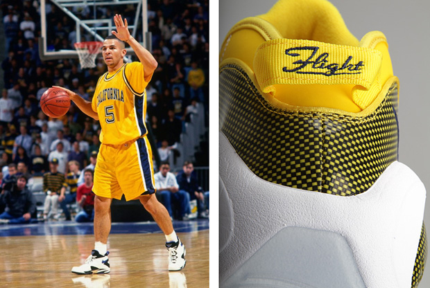 Nike - Zoom Flight 95 'Jason Kidd - Cal'