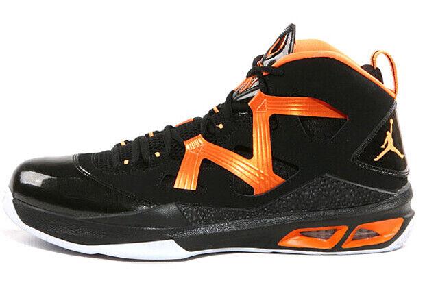 Jordan – Melo M9 'Black/Bright Citrus'