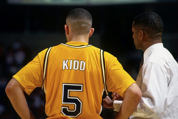 Jason Kidd en la universidad