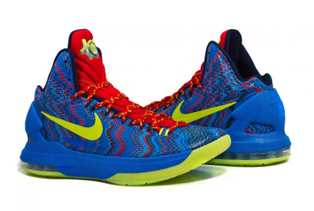 Nike - KD V 'Christmas'