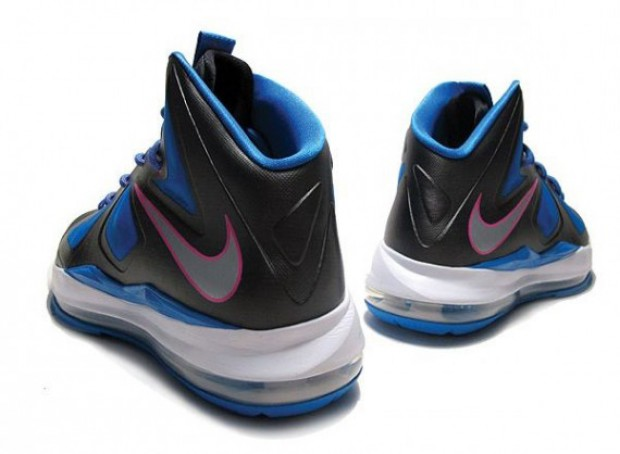 Nike - LeBron X GS Black