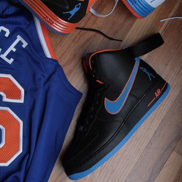 Rasheed Wallace presenta sus Nike - Air Force 1 'Away'
