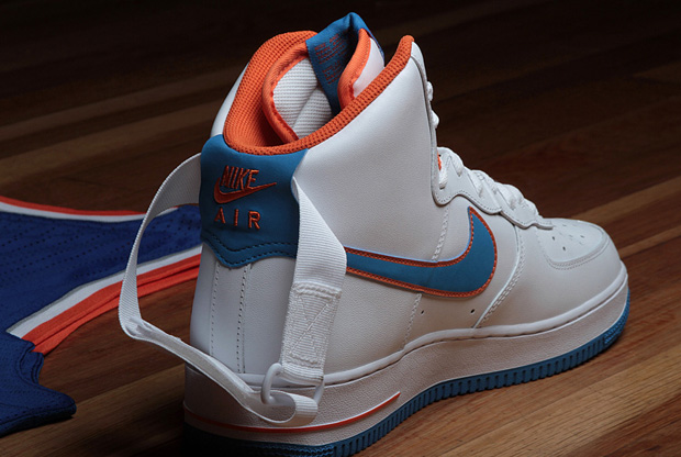 Nike - Air Force 1 'Rasheed Wallace - Home'