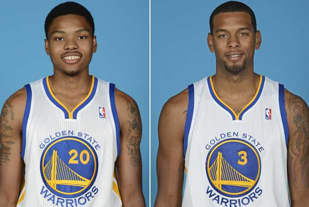 Kent Bazemore y Jeremy Tyler./ Getty Images