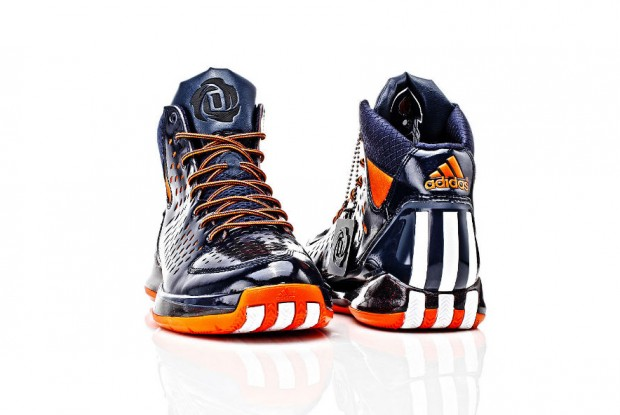 Adidas - Rose 3 'Chicago Bears'
