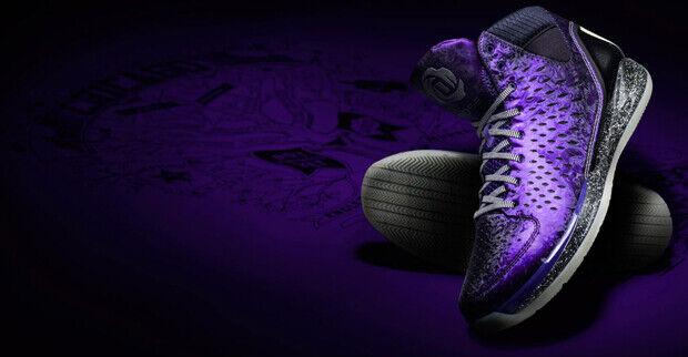 Adidas – adiZero Rose 3.0 'Nightmare'